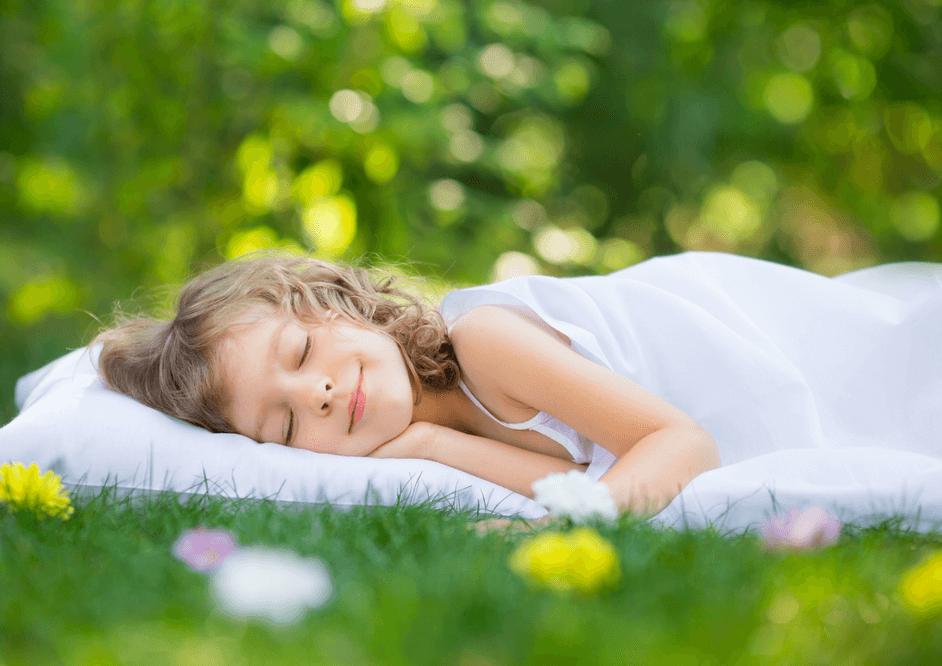 Sleeping outside